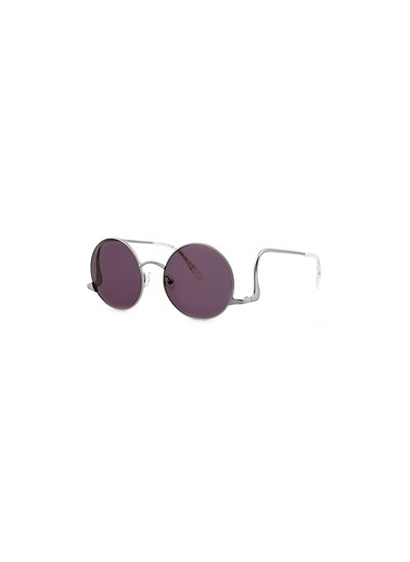 Sanches Güneş Gözlüğü Gümüş